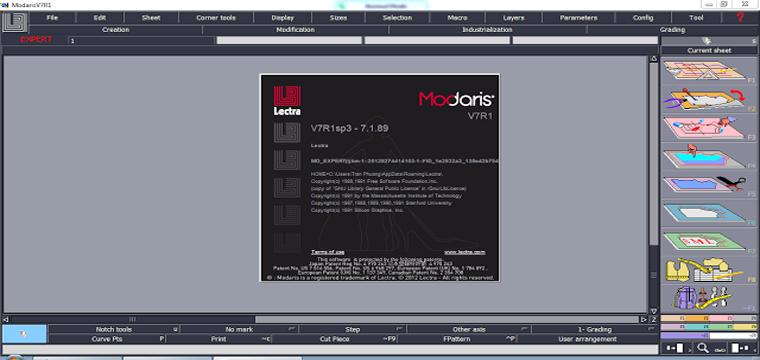 Cùng Trải Nghiệm Lectra Modaris V7r1 - Diamino V6 - Diamino V5r4 7