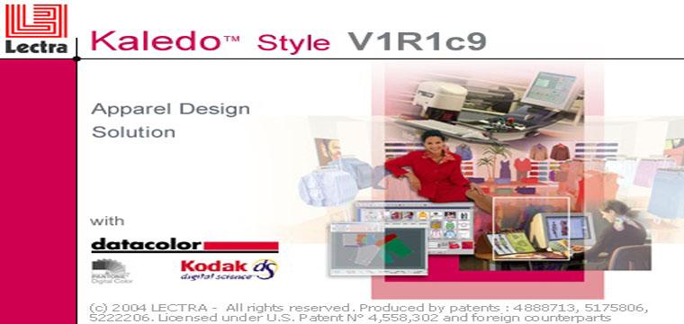 Lectra Kaledo Style - Lectra Kaledo Color - Lectra ProStyle 8