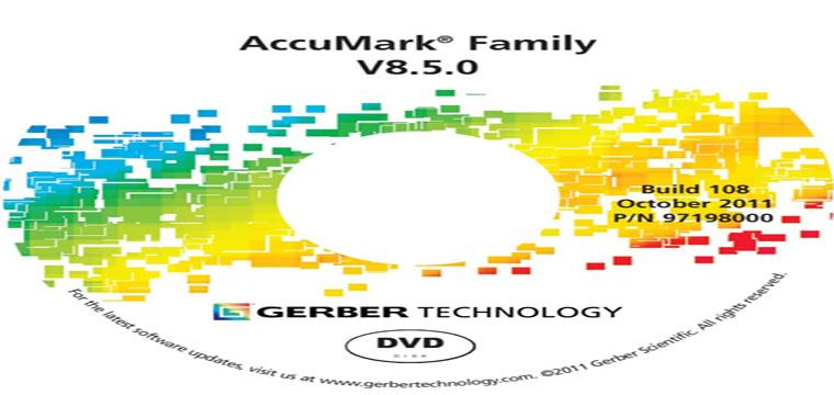 Gerber Accumark 8.5 6