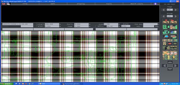 Chức Năng BackGround Image Lectra Diamino V6 5