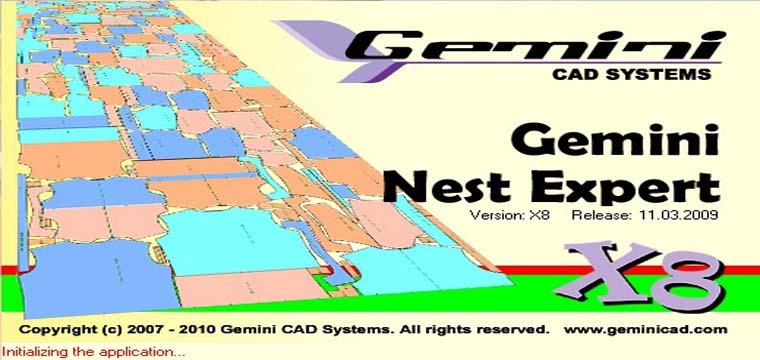 Bộ Cài Đặt Gemini Pattern Editor X8 Và Gemini Nest Expert X8 45