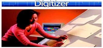 Gerber Digitizer Hướng Dẫn Thao Tác Bảng Nhập Mẫu