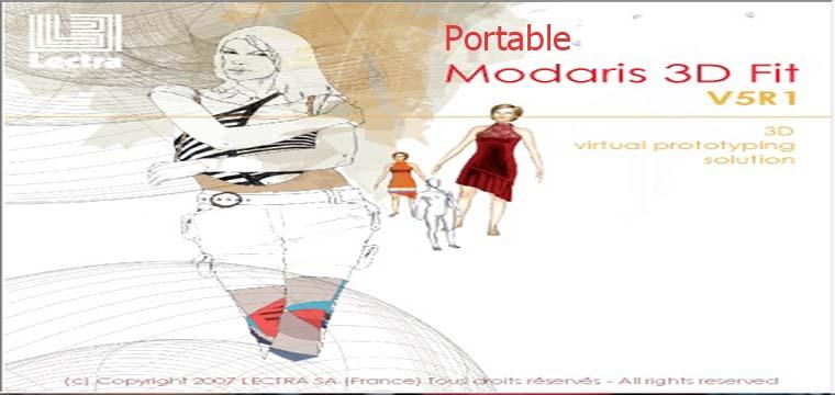 Portable Lectra Modaris 3D Fit V5R1 Hoạt Động Trên Mọi HĐH Windows 12