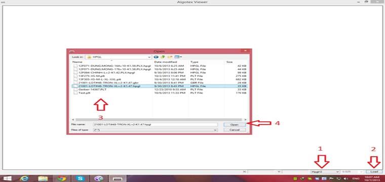 Chương Trình Xem Các File HPGL - PLT - CUTFile - ASTM - stD 19