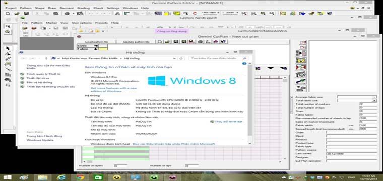 Gemini X8 Full 4 Module Chạy Trên Windows 64bit 4