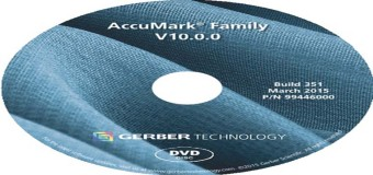 Gerber AccuMark Family DVD 10.0.0.351 Download