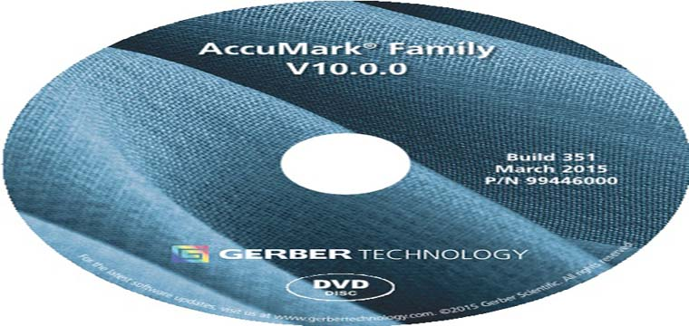 Gerber AccuMark Family DVD 10.0.0.351 Download 11