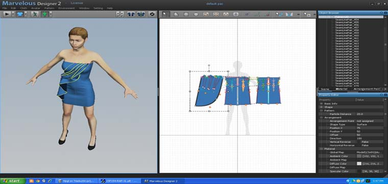 Tài Liệu Hướng Dẫn Sử Dụng CLO 3D và Marvelous Designer 3D 23