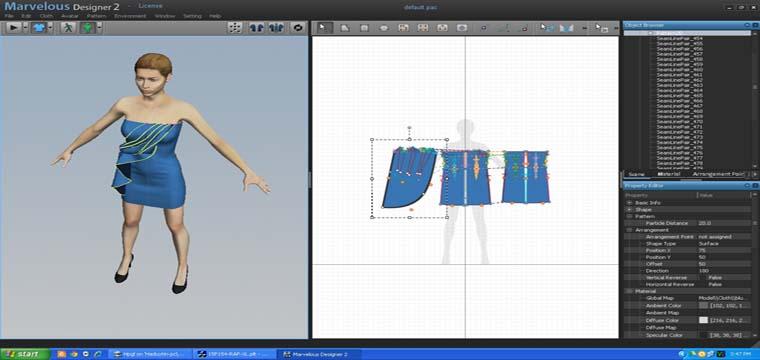 Thiết Kế Thời Trang 3D Marvelous Designer Miễn Phí 11