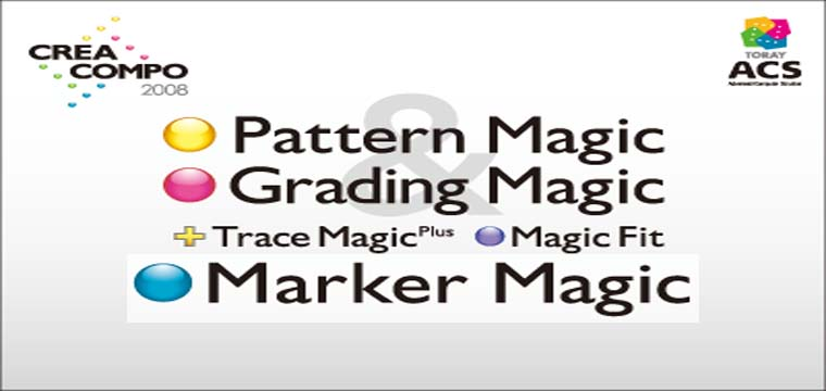 Hướng Dẫn Cài Đặt Toray ACS-Pattern Magic-Grading Magic-Marker Magic-Trace Magic-Magic Fit 6