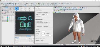 Hướng Dẫn Trình Diễn CatWalk Trên Optitex 15 3D