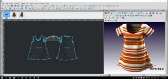 Optitex 3D-Hướng Dẫn Sử Dụng Căn Bản Tạo Mẫu 3D