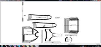 Hướng Dẫn In Chi Tiết Rập Kiểu Size Đơn và Size Lồng Trong Gerber Accumark Pattern Design