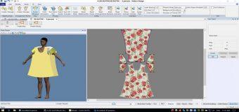 Gerber Accumark 3D-Hướng Dẫn Căn Bản Dựng Mẫu 3D