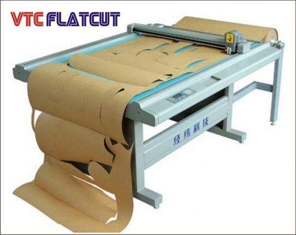 Máy Cắt Rập VTC-FlatCut 1