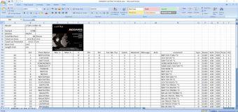 Hướng Dẫn Export Variant Lectra Modaris To Excel