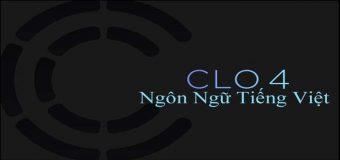 Thiết Lập Giao Diện Ngôn Ngữ Tiếng Việt Trên Clo3D Ver4