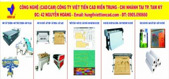 Chi Nhánh Việt Tiến CAD Khu Vực Miền Trung Tại Tp Tam Kỳ-Quảng Nam