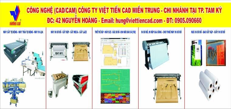 Chi Nhánh Việt Tiến CAD Khu Vực Miền Trung Tại Tp Tam Kỳ-Quảng Nam 6