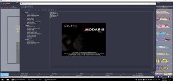 Lectra Modaris V8-Chức Năng Tạo Lập Sẵn Danh Sách Tên Cho Piece-Variant-Model