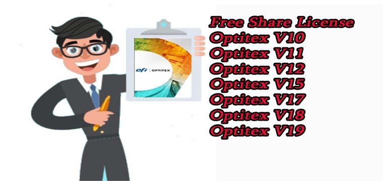free-share-license-optitex-all-ver