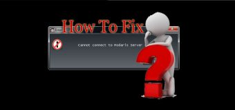 Tổng Hợp Cách Sửa Lỗi Cannot Connect To Modaris Server