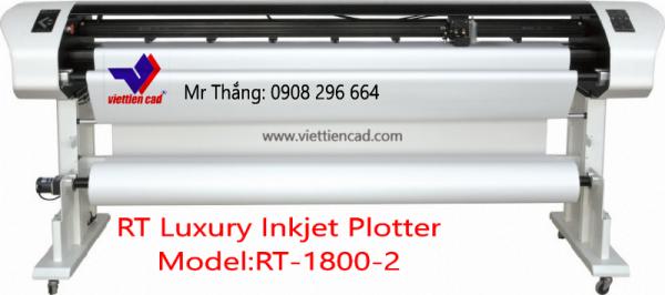 Máy In Sơ Đồ HP45 RT-1800-2 1