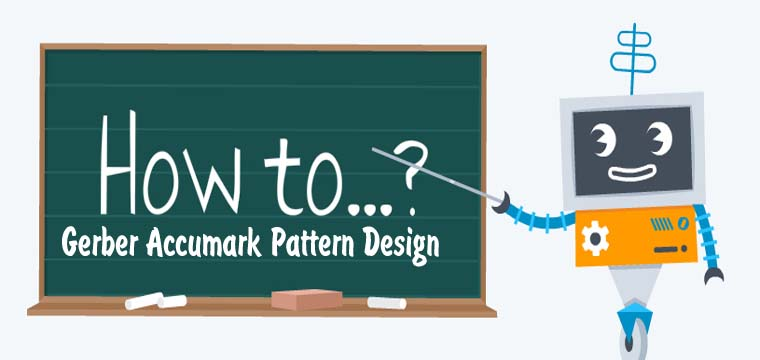 Tự Tạo Menu và Phím Tắt Cho Các Lệnh Chức Năng Trong Gerber Accumark Pattern Design 6