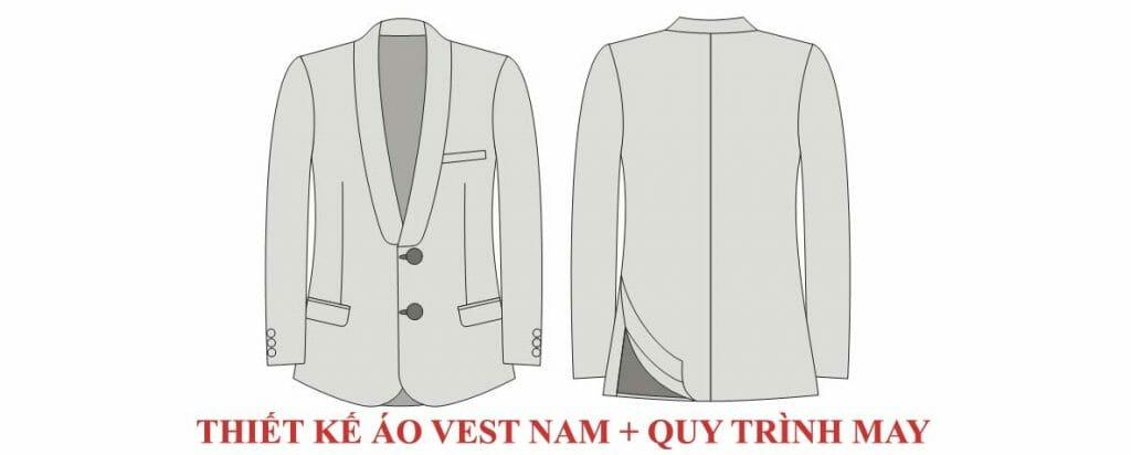 Ao Vest Nam-ThietKe