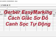 Gerber EasyMarking-CanhSoc