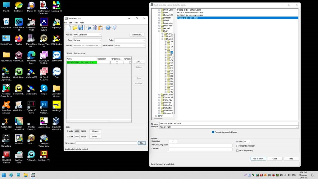 Trải Nghiệm: Cài Phần Mềm Dệt May Trên Windows 11 6