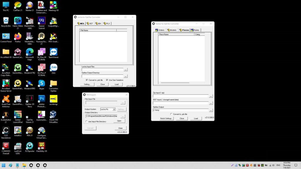 Trải Nghiệm: Cài Phần Mềm Dệt May Trên Windows 11 17