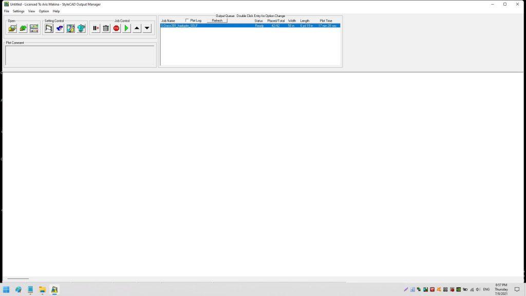 Trải Nghiệm: Cài Phần Mềm Dệt May Trên Windows 11 21