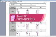 Cách Tạo Bảng Report Pattern Trên Yuka SuperALPHA Plus 2