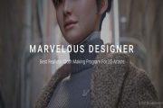 Free Download Fashion Designer 3D: Marvelous Designer 10 Personal 7